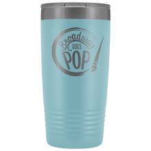 Load image into Gallery viewer, Broadway Goes Pop 20oz Tumbler