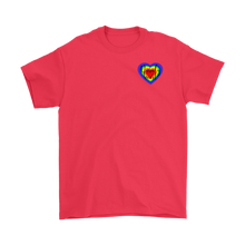 Load image into Gallery viewer, Unruly Heart Plus Size T-Shirt