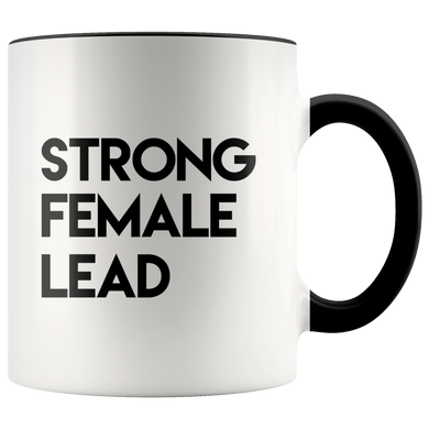 Strong Female Lead 11oz Mug