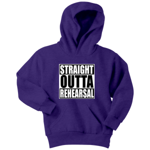 Straight Outta Youth Hoodie