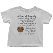 Load image into Gallery viewer, Andre De Shields Toddler T-Shirt