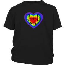 Load image into Gallery viewer, Unruly Heart Youth T-Shirt