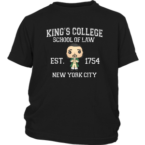 King's College Youth T-Shirt