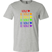 Load image into Gallery viewer, Love is Love Unisex T-Shirt