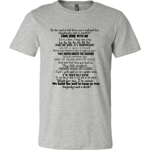 Hadestown Act One T-Shirt