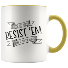 Load image into Gallery viewer, Resist 11oz Mug