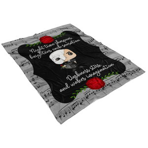 Phantom of the Opera Blanket