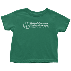 Christmas Bells Toddler T-Shirt