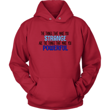 Load image into Gallery viewer, Strange/Powerful Hoodie