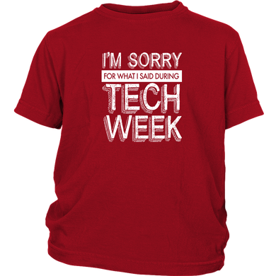 Tech Week Youth T-Shirt