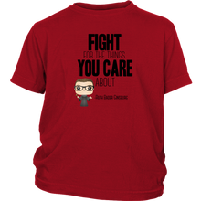 Load image into Gallery viewer, RBG Fight Youth T-Shirt