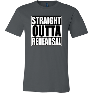 Straight Outta T-Shirt