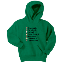 Load image into Gallery viewer, Hadestown Youth Hoodie