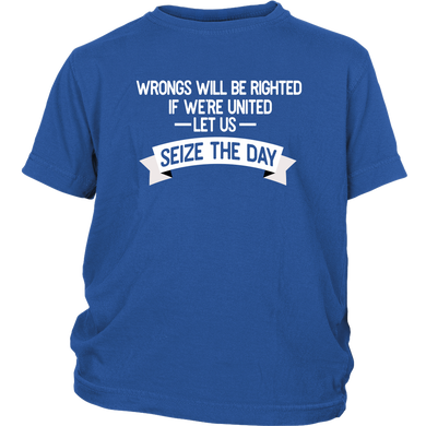 Seize the Day Youth T-Shirt