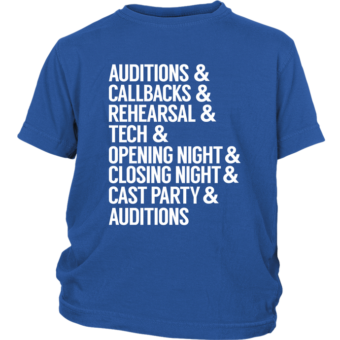 Theatre Life Youth T-Shirt