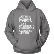 Load image into Gallery viewer, Theatre Life Hoodie