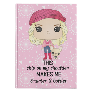 Legally Blonde Hardcover Journal