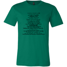 Load image into Gallery viewer, Come From Away Lyrics T-Shirt