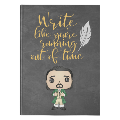 Hamilton Hard Cover Journal