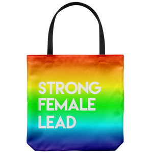 Strong Female Lead Tote Bag