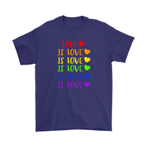 Love is Love Plus Size T-Shirt