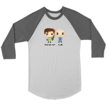 Load image into Gallery viewer, Persephone & Hades Raglan T-Shirt