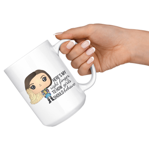 Janis (Mean Girls) 15oz Mug