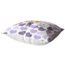 Load image into Gallery viewer, The Prom Throw Pillow