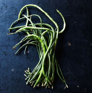 Long Beans - Garlic, Ginger and Black Bean Sauce