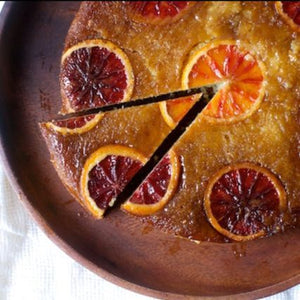 Orange, Almond and Ricotta Cake