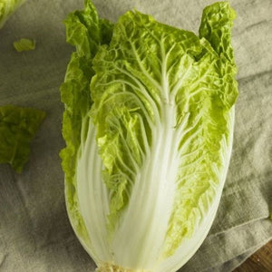 Napa Cabbage - Spicy Stir Fry