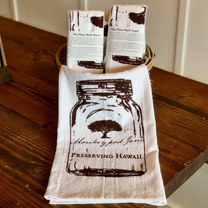 Logo Tea Towels