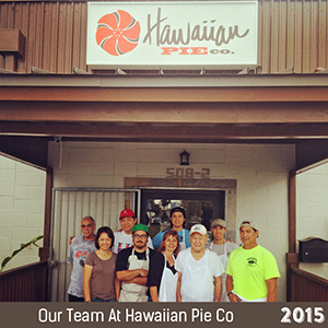 Workshop: Pies! with Hawaiian Pie Co. March 8th