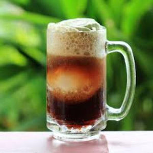 Root Beer Float - 16oz.