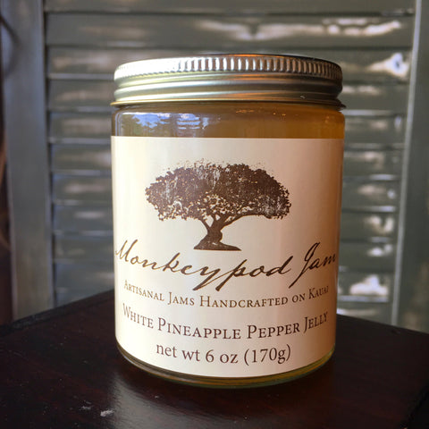 White Pineapple Pepper Jelly