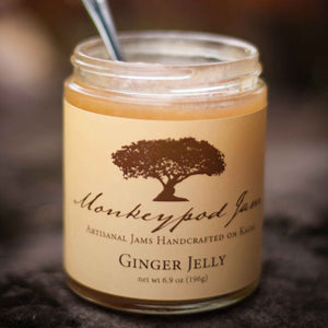 Starfruit Ginger Jelly