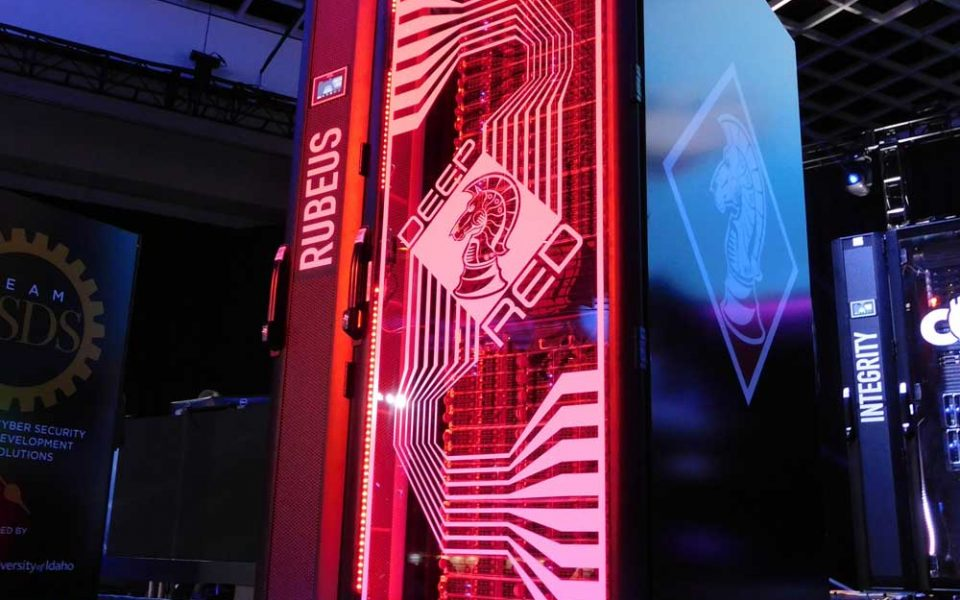 To Equip Supercomputing Hacking Tournament, DoD Agency Turned to Advanced HPC
