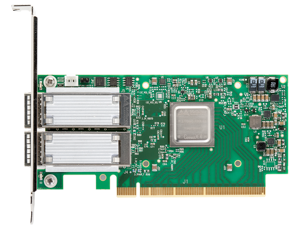 InfiniBand and VPI Adapter Cards