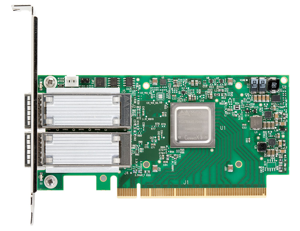 ConnectX®-5 VPI Adapter Cards
