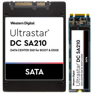 Western Digital SATA Series SSD