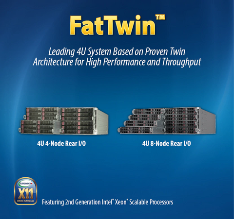 FatTwin™ Servers