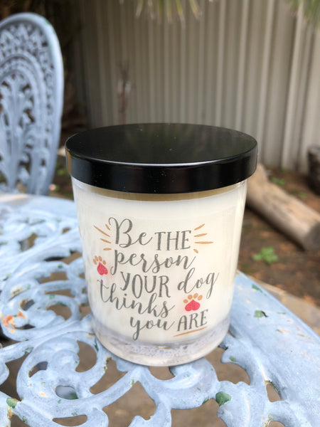 Pet 200ml Soy Candle #13
