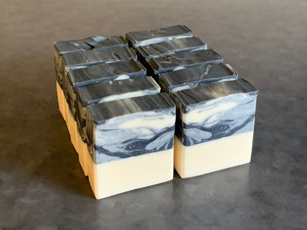 50 Shades Vegan Soap Loaf