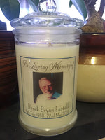 Memory 150ml Soy Candle #8