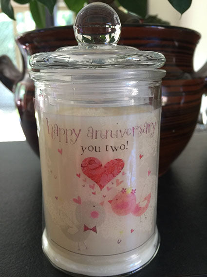 Anniversary Soy Candle #1
