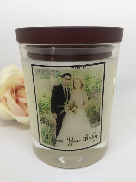 Anniversary 200ml Photo Soy Candle #4