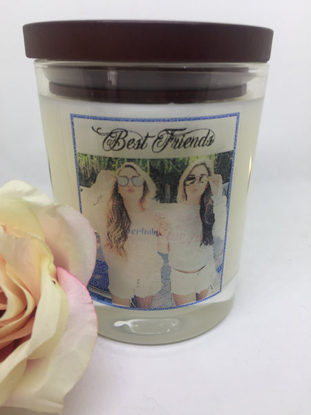 Best Friends 200ml Soy Candle #1