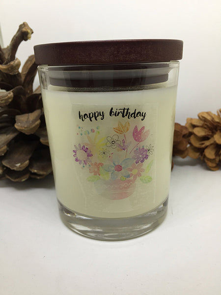 Birthday 200ml Soy Candle #12