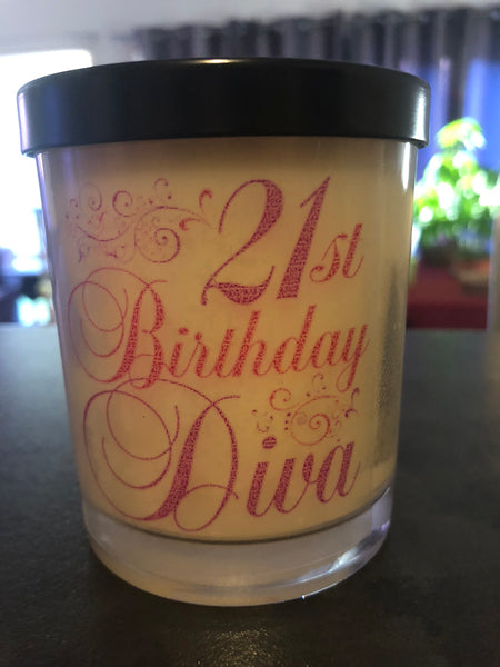 Birthday 200ml Soy Candle #2