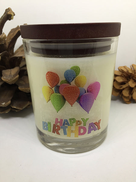 Birthday 200ml Soy Candle #9
